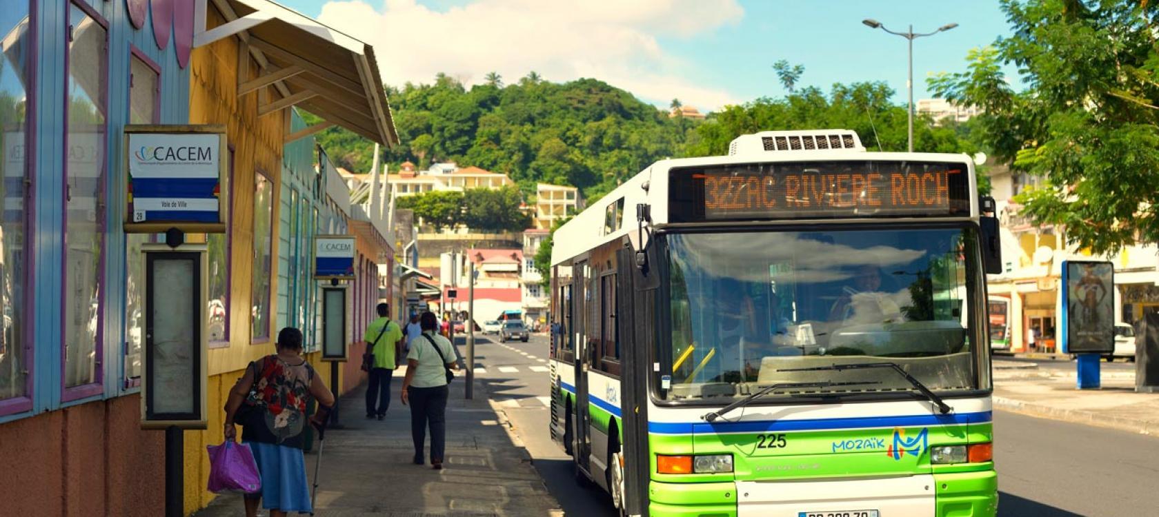 Se déplacer en Martinique